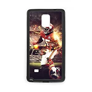 Kansas City Chiefs Samsung Galaxy Note 4 Cell Phone Case Black DIY gift zhm004_8718730