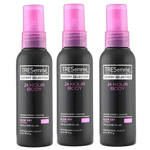 Tresemme 24 Hour Body BLOW DRY SPRAY 60ml (pack of 3) Unilever