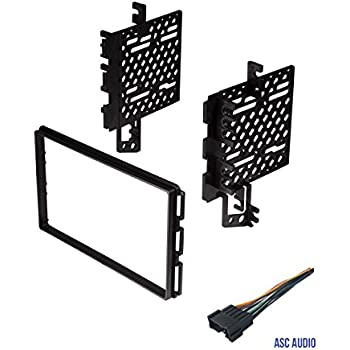car stereo dash kit and wire harness for. Black Bedroom Furniture Sets. Home Design Ideas