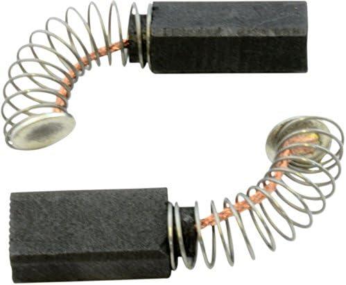 Brosses de Charbon Bosch ubh 2//20/RLE Marteau 0/611/210/503/5/x 8/x 15/mm sans arr/êt automatique Buil dalot