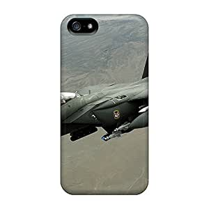 Fashion Tpu Case For Iphone 5/5s- F15 E Controlling The Sky Defender Case Cover