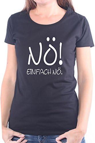 Mister Merchandise Ladies damski dla pań nadruk T-Shirt Noe, wystarczy Noe Tee dziewcząt: Odzież