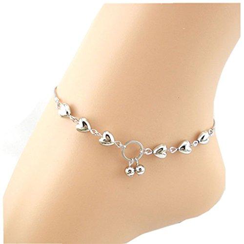 Ikevan Fashion Cherries Bracelet Barefoot