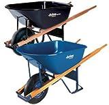 Jackson® Contractors Wheelbarrows - 6cu.ft. steel tray contractor wheelbarrow