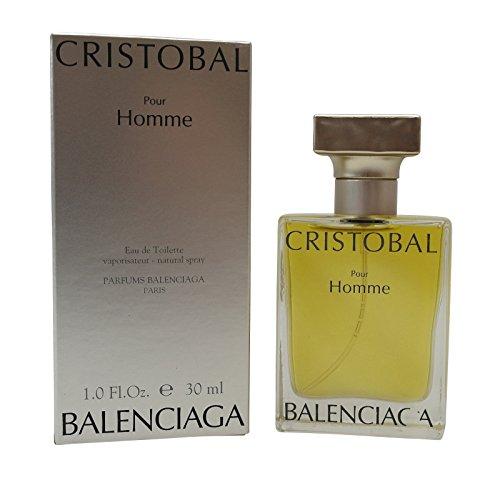 CRISTOBAL by Balenciaga - EDT SPRAY 1 OZ for Men