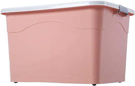 D-YYBB Caja de almacenamiento, 120 Caja de almacenamiento litros ...