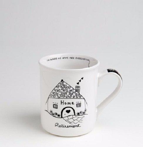 Retirement Coffee (Enesco 4016803 Retirement Mug)