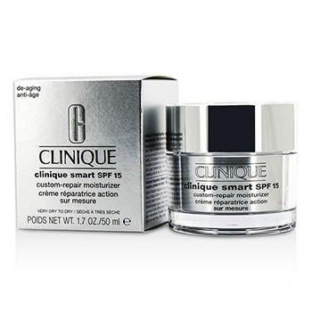 Clinique - Smart Custom-Repair Moisturizer SPF 15 (Combination Oily To Oily) - 50ml/1.7oz Specialists Skin Nova SC Serum 1oz