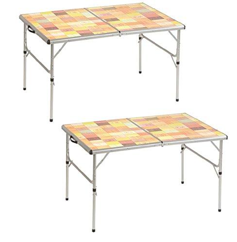 coleman packaway folding table - 9