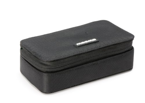 (MAGMA Headshell Case Black fits 3 headshells and tools)