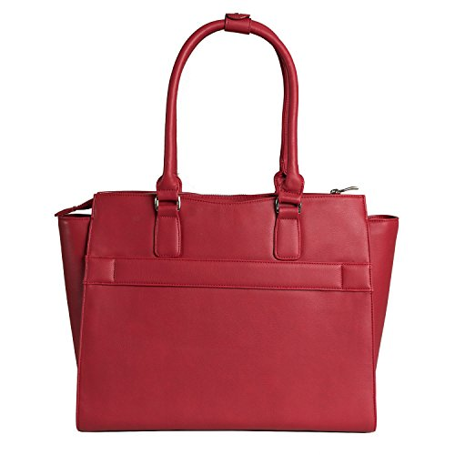 SOCHA Damen Businessbag Tasche So Caddy Rouge 14'-15,6' Bowatex