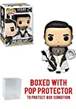 POP! Sports NHL Marc-Andre Fleury Las Vegas Golden Knights #36 Action Figure (Bundled with Pop Box Protector to Protect Display Box)