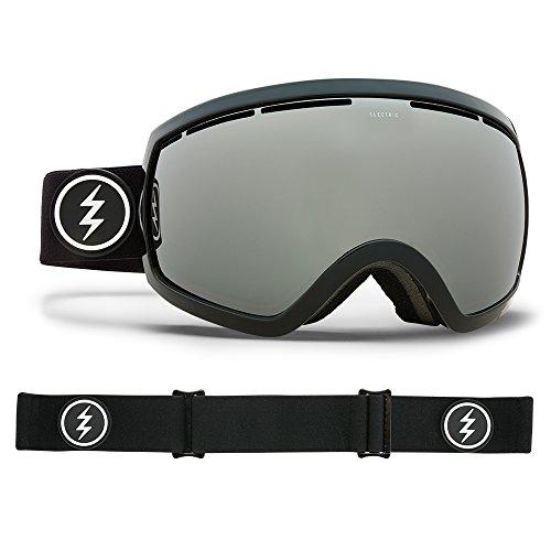 Eg2 Snow Goggles (Electric Visual EG2.5 Gloss Black/Brose Silver Chrome Snow Goggle)