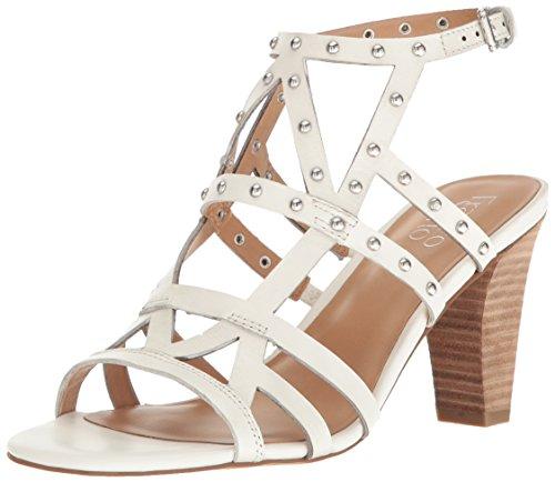 White Sandal Franco Women's Calesta Sarto Heeled awxa1RXYq