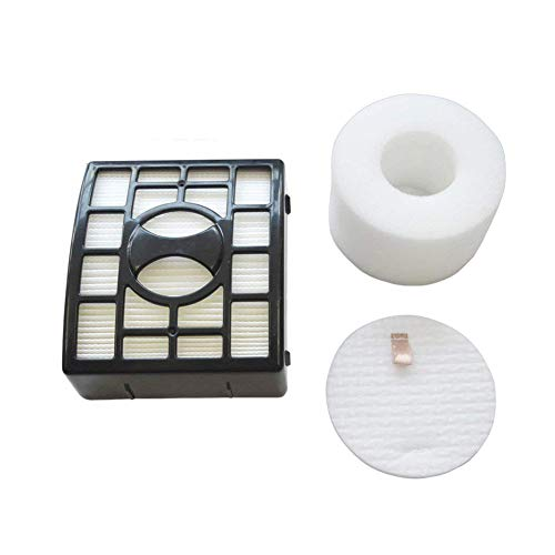 tor Powered Lift-Away Speed HEPA Filter & Foam & Felt Filter Shark NV680, NV681, NV682, NV683, NV800, NV800W, NV801, NV803, UV810 Vacuums. Replaces Part # XHF680 & XFF680 ()