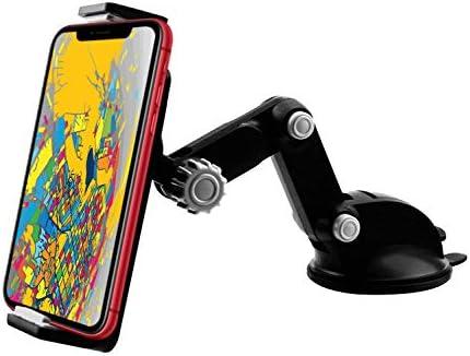 Soporte movil Coche Ventosa valido para telefonos moviles de hasta ...