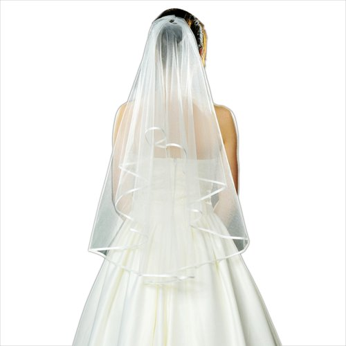 Zeagoo Wedding Prom Bridal Veil