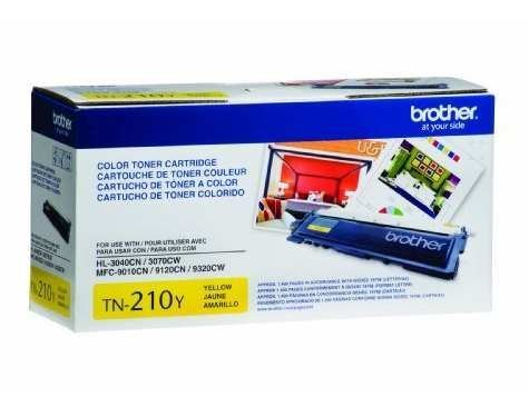 Laser, Toner, Yellow, HL-3040CN, 3070CW, MFC-9010CN, 9120CN, 9320CN - 1,400 Page Yield, BROTHER, HL3040/3070/MFC9010/9120/9320 (Brother Toner Mfc 9320)
