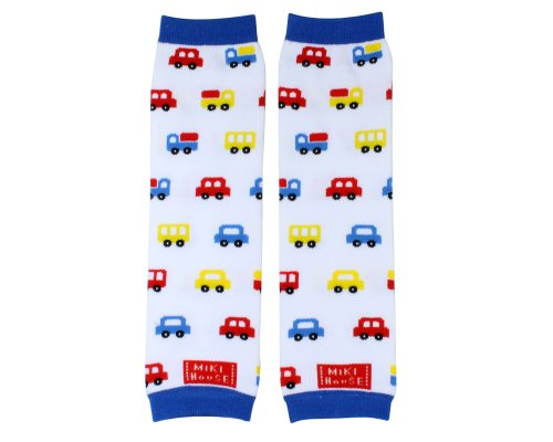 BONAMART Baby Leg Warmers, Toddler Cartoon Cotton Boys Girls Tight Socks Knitted Legging, Cute Cartoon Pattern -