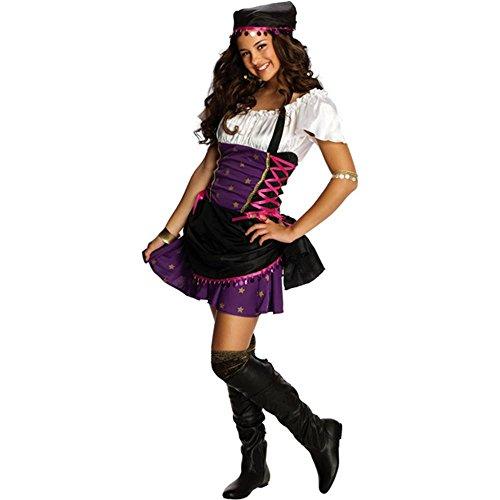 Gypsy Tween Costume - Small - Gypsy Costumes For Tweens