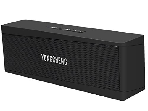Bluetooth Speakers,Yongcheng Portable Wireless Stereo Speaker for iPhone 7 6S 6 Plus, Samsung Galaxy S6 S7 Edge S5 S4 Note 5, Nexus 5X HTC M9 LG G4 Ipad Compatible with - S5 Galaxy Home Stereo Speakers