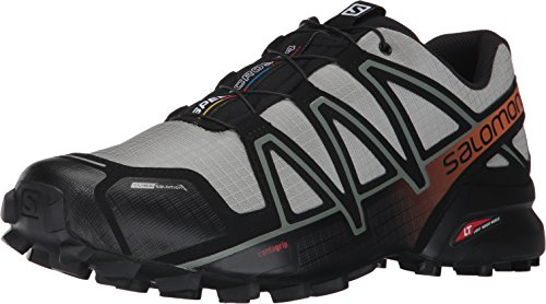 Salomon Men's Speedcross 4 CS Trail Runner, Shadow, 10 M US (Runners Shadow)