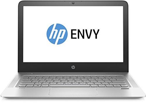 HP Envy (13-d101ng) 33,8cm (13,3 Zoll / FHD IPS) Notebook (Intel Core i5-6200U, 256 GB SSD, 8 GB RAM, Windows 10) silber