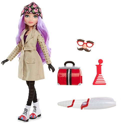 Project Mc2 Experiment with Doll - McKeyla's Invisible Ink Pen