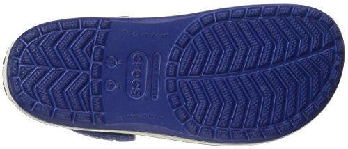 Oyster Blue Crocs Clogs Unisex Crocband Adult Cerulean Blue 4qC04YB
