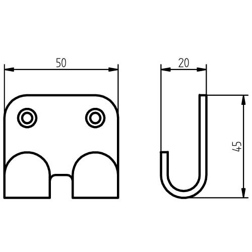 Haceka 415118 estanter a para ba o color acero for Estanteria bano acero inoxidable