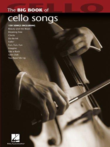 Big Book of Cello Songs (Songbook) (Big Book (Hal Leonard))