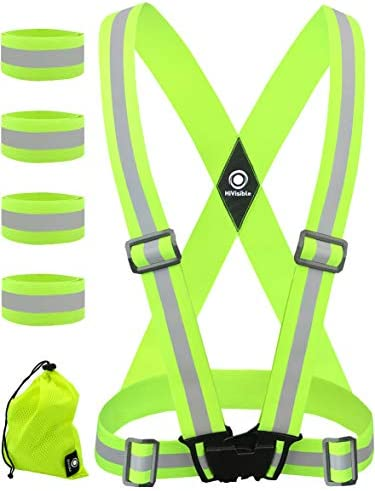 HiVisible Reflective Vest Bands Reflector product image