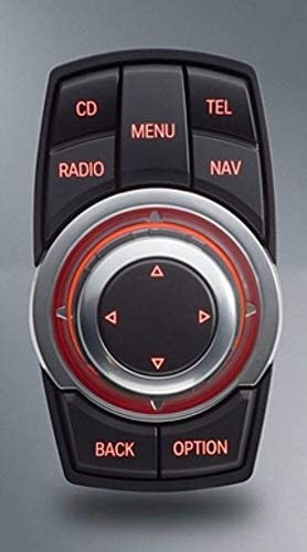 Fits BMW I-Drive Decal Overlay Repair Kit Set iDrive Worn Peeling Buttons Guaranteed