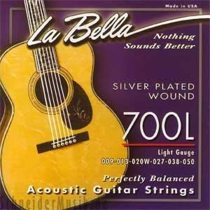 LaBella 700L Silver-Plated - (Silver Plated Light)