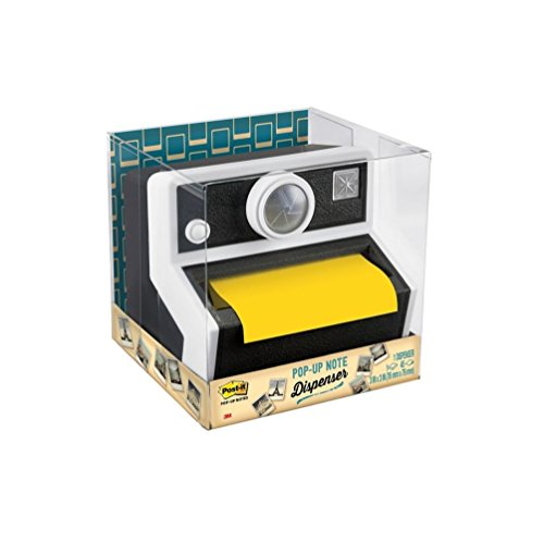 Post-it Pop-up Camera Note Dispenser for 3-by-3-Inch Notes CAM-330