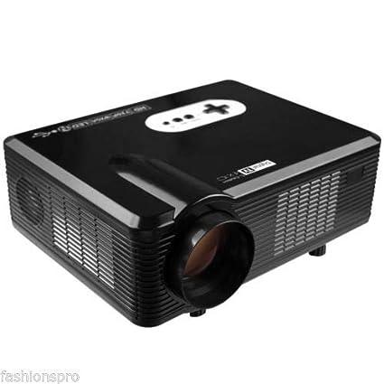 Amazon.com: FidgetFidget Excelvan CL720D Proyector LED 3000 ...