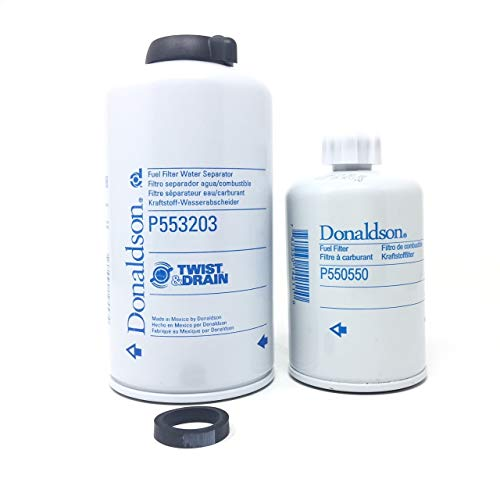 Donaldson P553203 - P550550 Replacement Fuel Filters FWS-3003 FS-2001