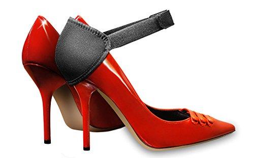 Damen-Fersenschutz, Neopren, Schuh-Absatzschoner für Autofahrer, schützt Schuh während der Fahrt