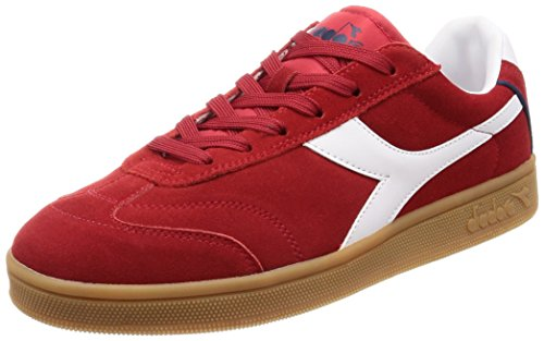 40 Kick Capitale Uomo EU 5 Diadora Rosso Sneaker wXHU6qC