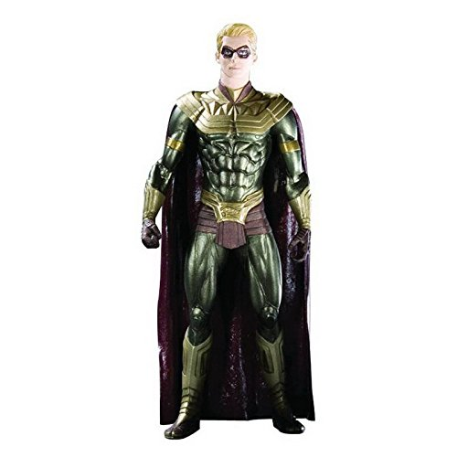 DC Comics Watchmen Movie Ozymandias Action Figure]()