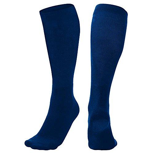 Multi-Sport Socks, Navy, Large