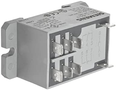 Basic Plug In Enclosed Power Relay DPDT Contacts 30A NO3A NC