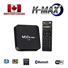 Android Box. OTT BOX - MXQ PRO - 1GB RAM 8 GB ROM, 60 fps 4K, Media Streaming Device, Android 6.0, S905X Chip