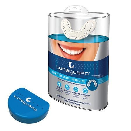 Lunaguard Nighttime Dental Protector - 3PC by