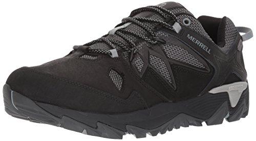 Merrell Mens All Out Blaze 2 Waterproof Hiking Shoe Black 10 M US