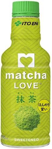 伊藤園 抹茶 matcha LOVE(まっちゃ ラブ) ほんのり甘い 190mlPET×30本入