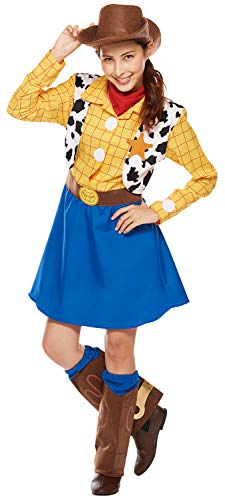 Disney's Woody Costume - Toy Story Dress - Teen/Women's STD Size -