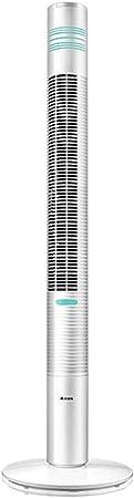 Opinión sobre FHDF Silencioso Ventilador De Torre con Mando a Distancia Portátil Oscilante Tower Fans 3 Velocidades 3 Viento para El Hogar Y La Oficina Temporizadorr (Blanco, 110 cm)