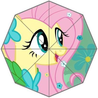 Cartoon My Little Pony Umbrella Fluttershy Custom Auto Amazon Co Uk Electronics