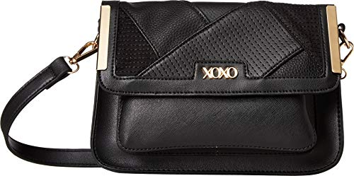 Xoxo Bags. XOXO Womens Nylon Tote Black One Size